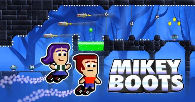 Mikey Boots de BeaverTap Games