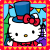 Test Android Hello Kitty Fête Foraine