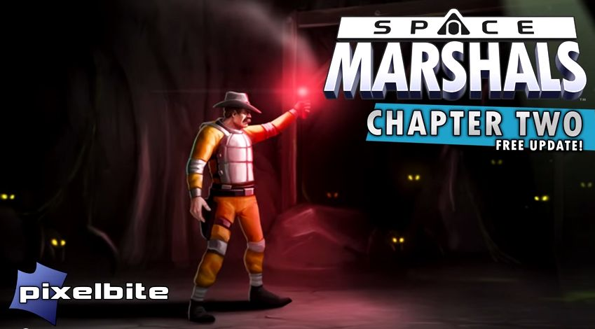 Space Marshals de Pixelbite