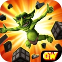 Test iPhone / iPad de Warhammer: Snotling Fling