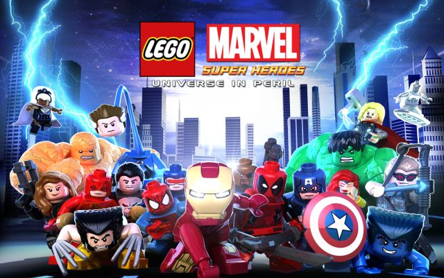 LEGO Marvel Super Heroes sur Android