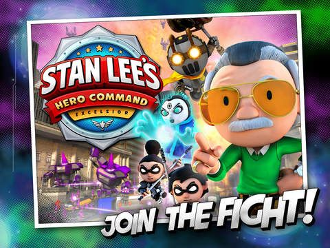 Stan Lee's Hero Command de F84 Games