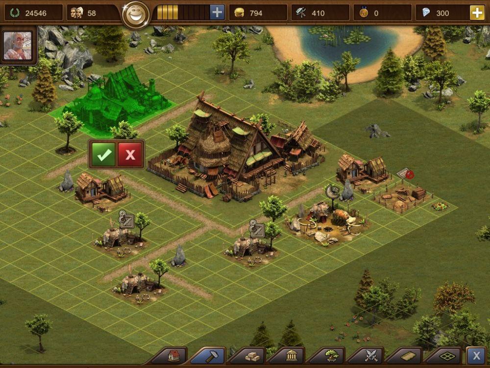 forge of empires test jeu android sur. Black Bedroom Furniture Sets. Home Design Ideas