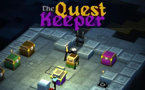 The Quest Keeper de Tyson Ibele