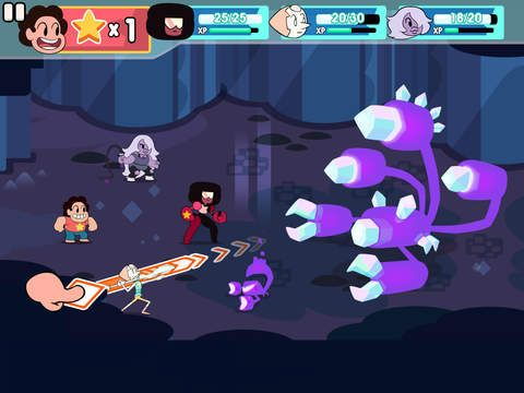 La menace lumineuse - RPG de Steven Universe de Cartoon Network
