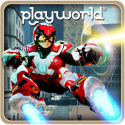 Test Android Playworld Superheroes