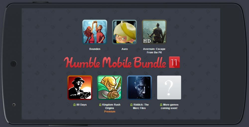Humble Bundle Mobile 11