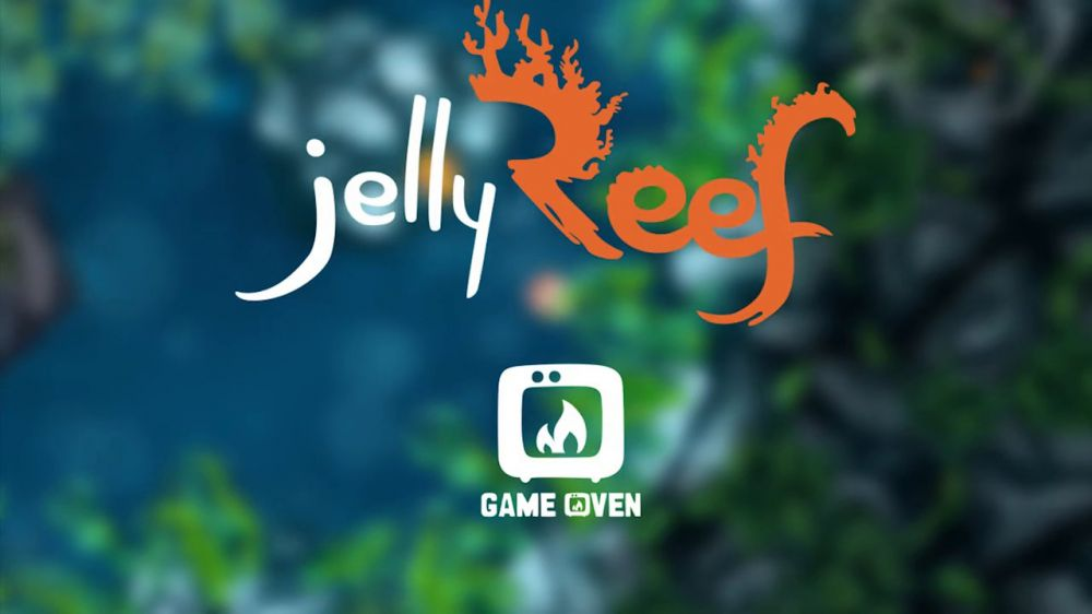 Jelly Reef de Game Oven