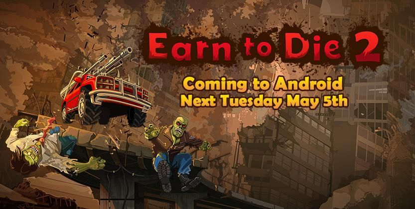Earn to Die 2 de Not Doppler sur Android