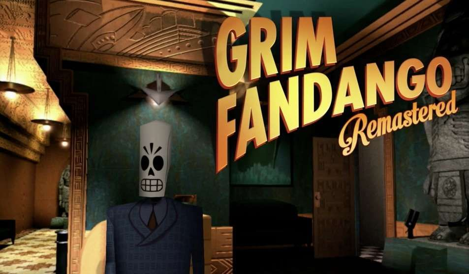 Grim Fandango Remastered de Double Fine