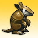 Armadillo Gold Rush (Tatou, Ruée vers l'or) sur iPhone / iPad