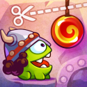 Test Android Cut the Rope : time travel