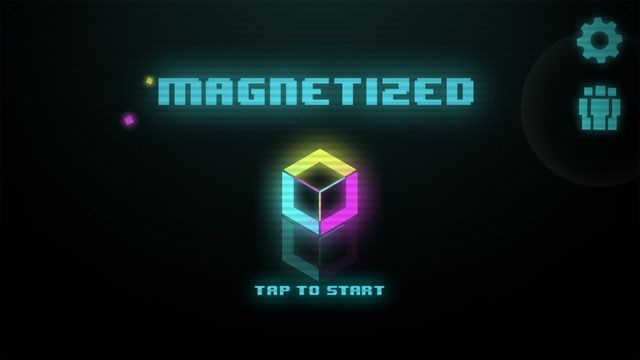 Magnetized de ZHI-YU HONG