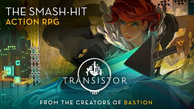 Transistor de Supergiant Games
