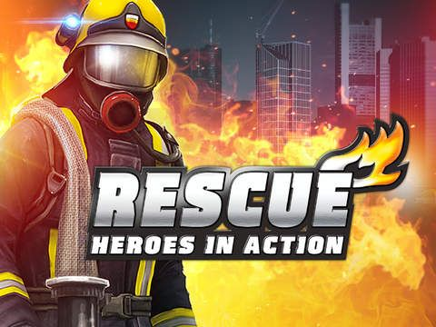 RESCUE: Heroes in Action de rondomedia