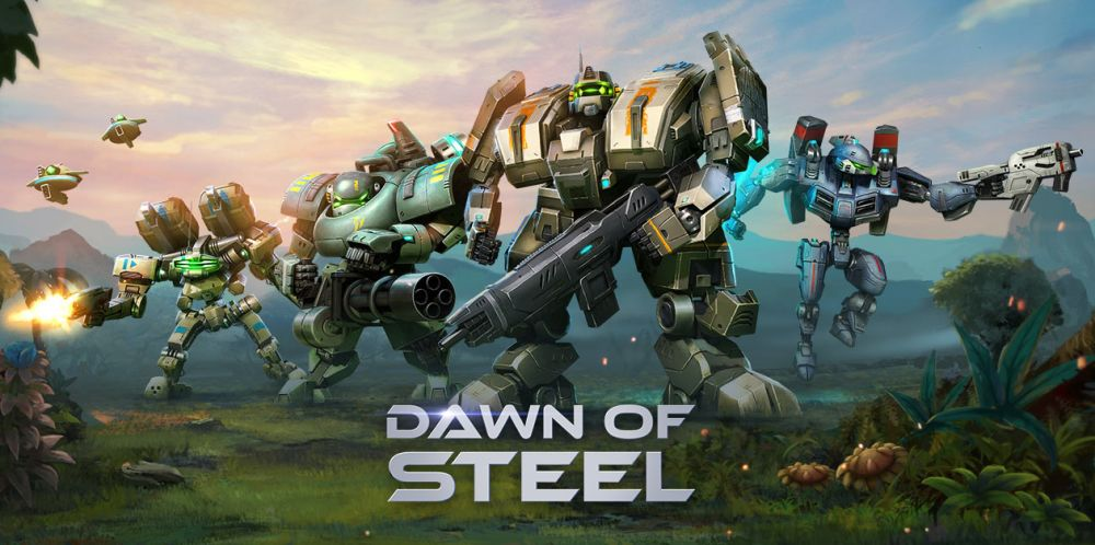 Dawn of Steel de Flaregames