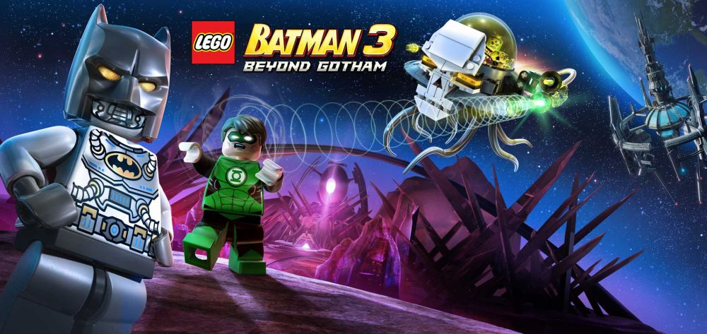 LEGO Batman Beyond Gotham de TT Games et Warner Bros