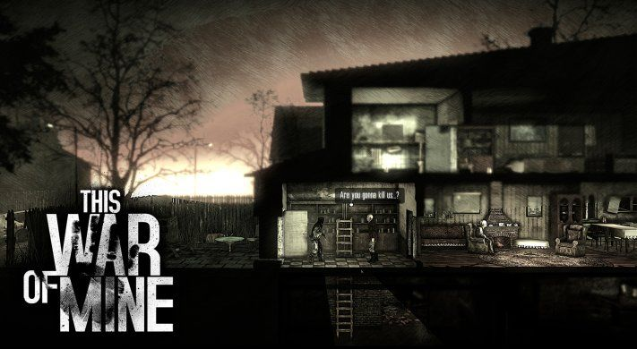 This War of Mine de 11 bit studios