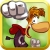 Test iOS (iPhone / iPad) Rayman Jungle Run