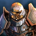 Test iPad de Legions of Steel