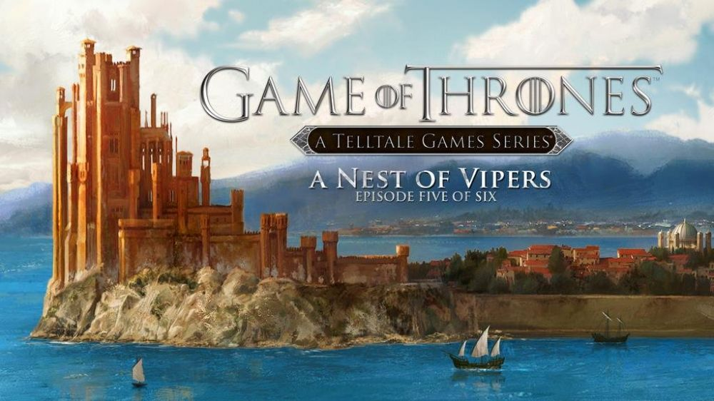 Game of Thrones (Episode 5 : A Nest of Vipers) de Telltale Games