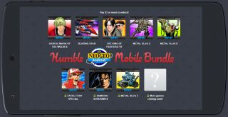 Humble Bundle Mobile spécial SNK Playmore