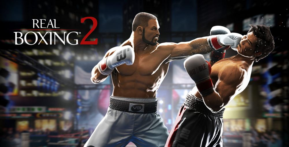 Real Boxing 2 de Vivid Games