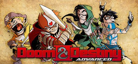 Doom & Destiny Advanced de Heartbit Interactive