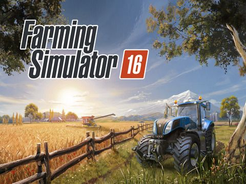 Farming Simulator 16 de GIANTS Software