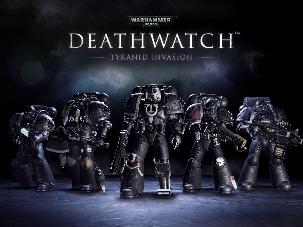 Warhammer 40K Deathwatch Tyranid Invasion de Rodeo Games
