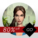 Test Android Lara Croft GO