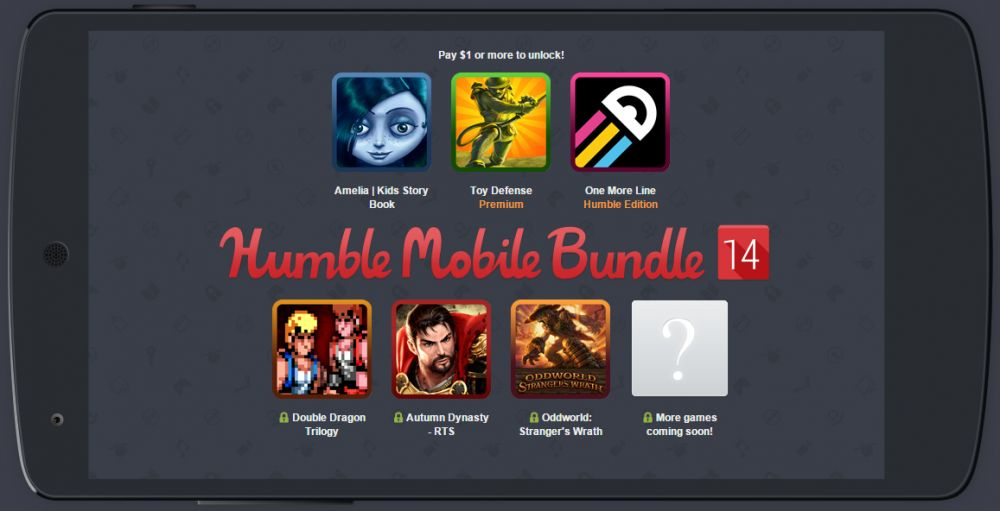 Humble Bundle Mobile 14