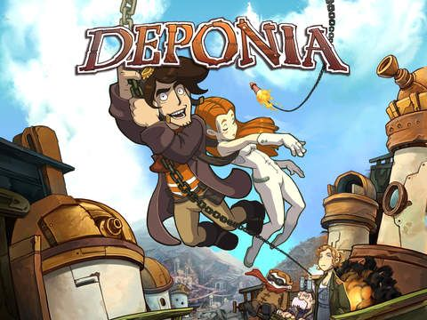 Deponia de Daedelic Entertainment