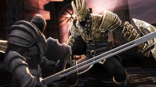 Infinity Blade III de ChAIR Entertainment