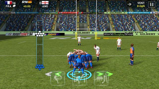 Pr parez la coupe de monde de rugby avec rugby nations 16 de distinctive games sur ios et - Rugby coupe des 6 nations ...
