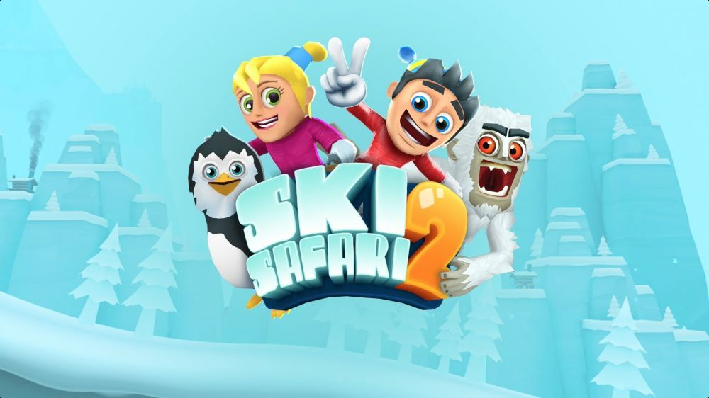 Ski Safari 2 de Sleepy Z Studios