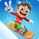 Test Android de Ski Safari 2
