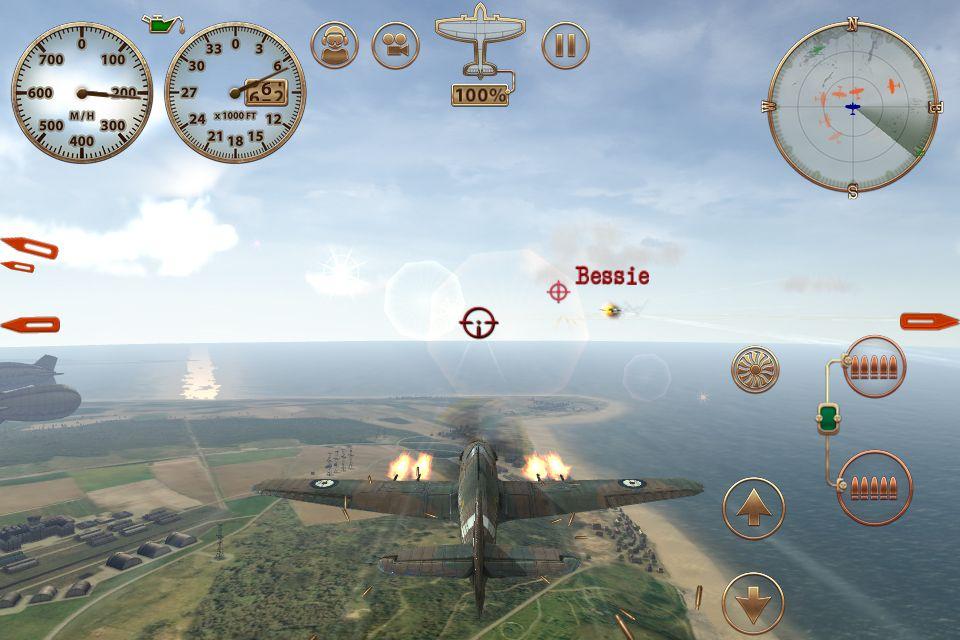 Test Jeu Iphone Ipad De Sky Gamblers Storm Raiders Sur Kickmygeek Com