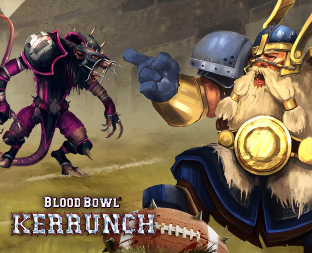 Blood Bowl: Kerrunch de Cyanide
