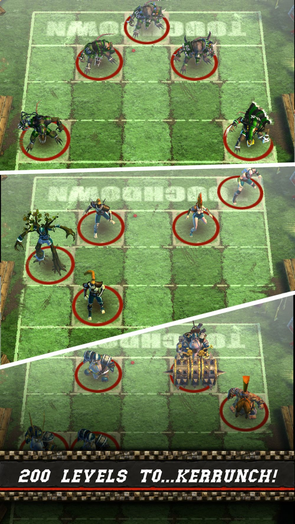 Blood Bowl: Kerrunch de Cyanide (Screenshot 3)