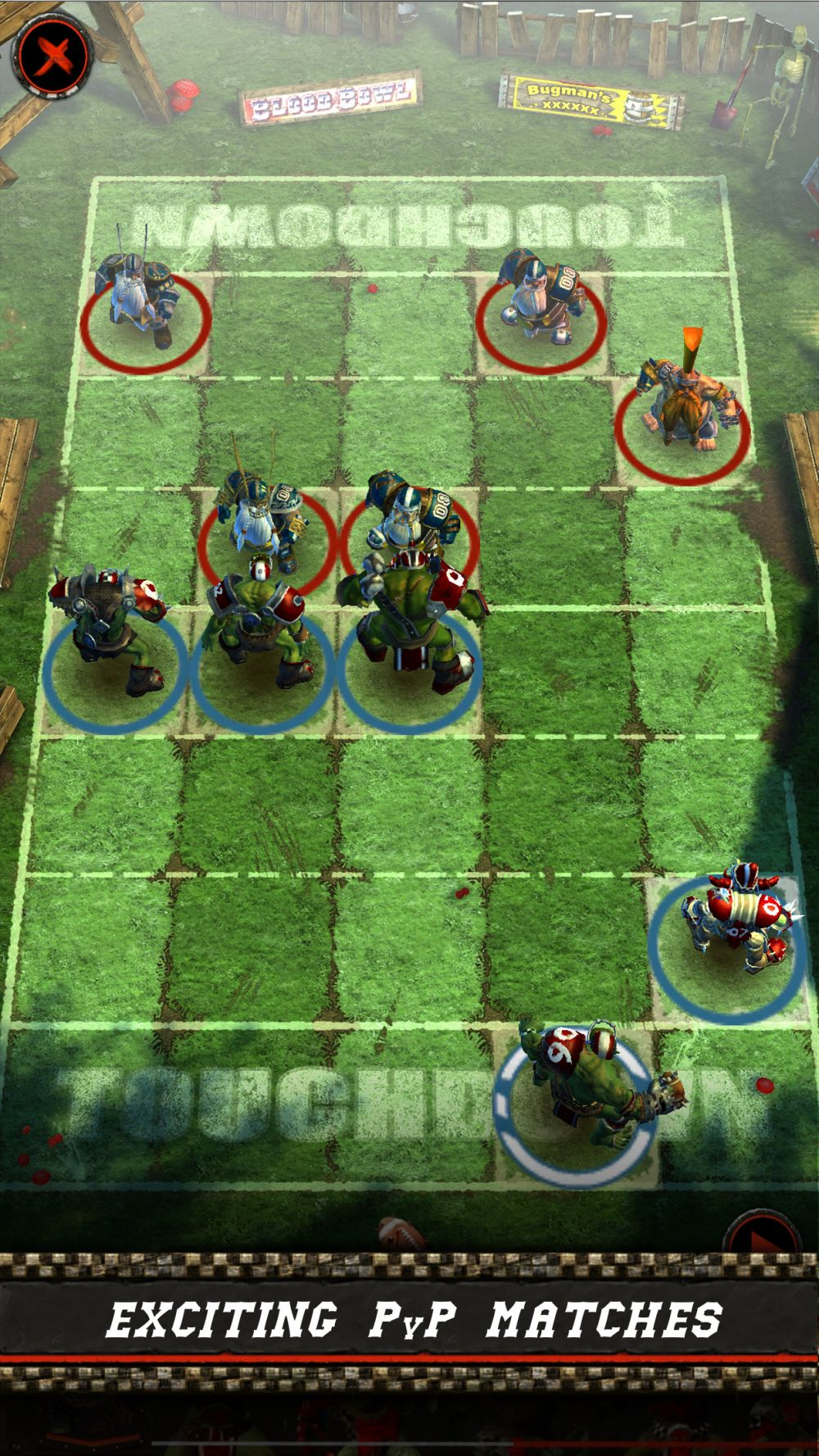 Blood Bowl: Kerrunch de Cyanide (Screenshot 4)