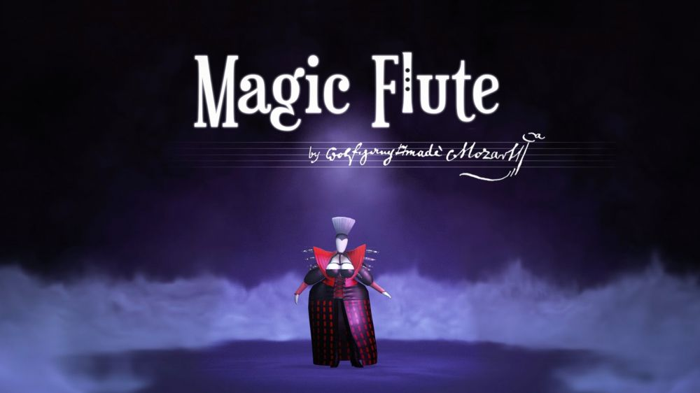 Magic Flute by Mozart de Lab Like sur Android