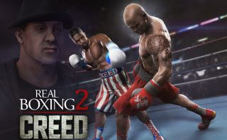 Real Boxing 2 CREED sur iPhone et iPad