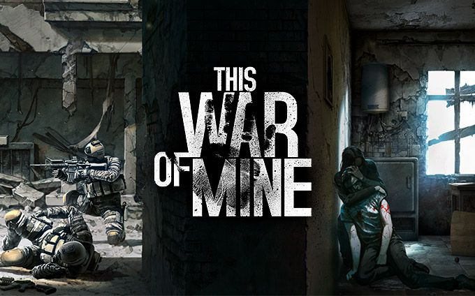 This War of Mine de 11 Bit Studios sur iPhone