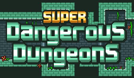 Super Dangerous Dungeons de Adventure Islands