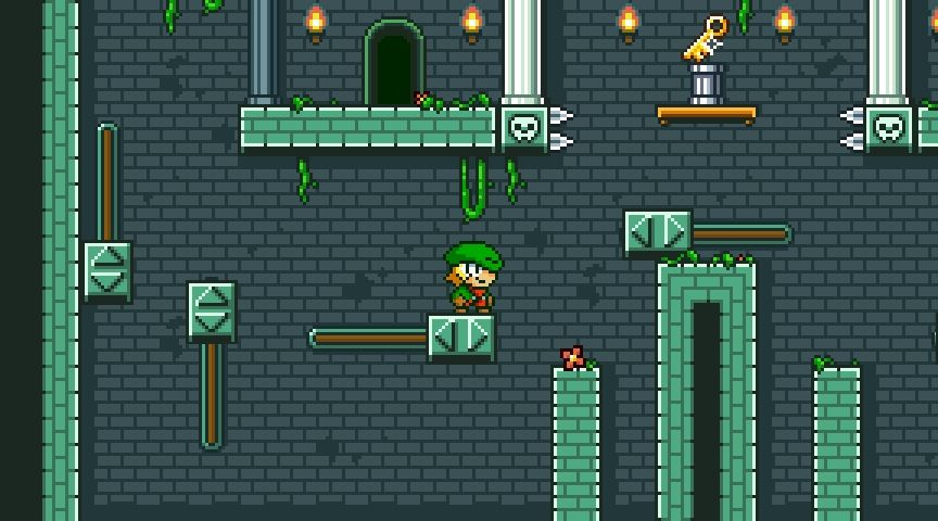 Super Dangerous Dungeons (Screenshot 1)