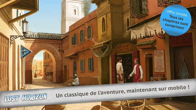 Lost Horizon de Deep Silver