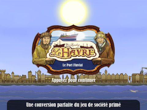 Le Havre: Le Port Fluvial de Digidiced