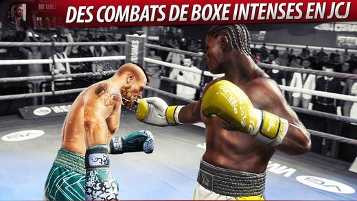 Real Boxing 2 CREED de Vivid Games