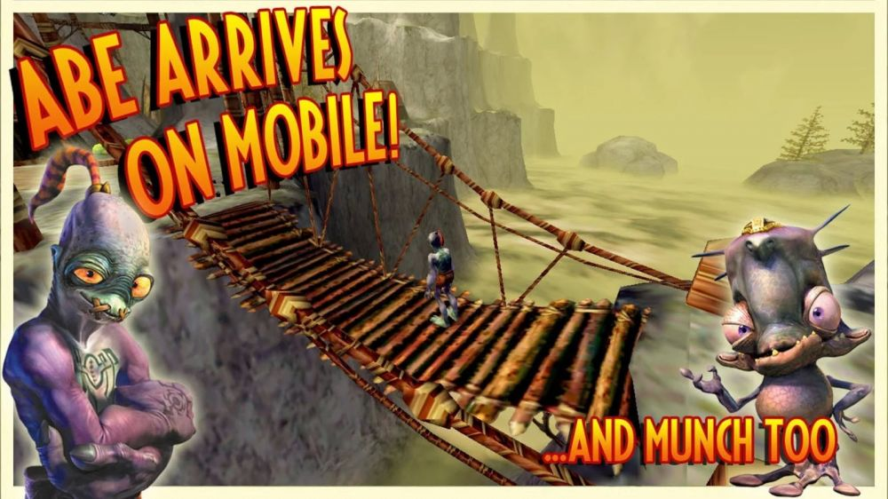 Oddworld: Munch's Oddysee sur Android